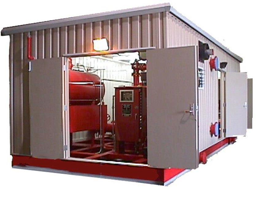 Fire Protection Fire Pump Units & Packaged Systems You have decided to reduce the risk of fire damage to your facility by installing a UL, ULC listed and/or FM approved fire pump system.