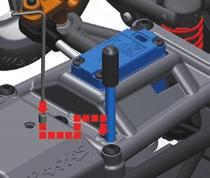 TRAXXAS TQi RADIO SYSTEM TQi Binding Instructions For proper operation, the transmitter and receiver must be electronically bound. This has been done for you at the factory.