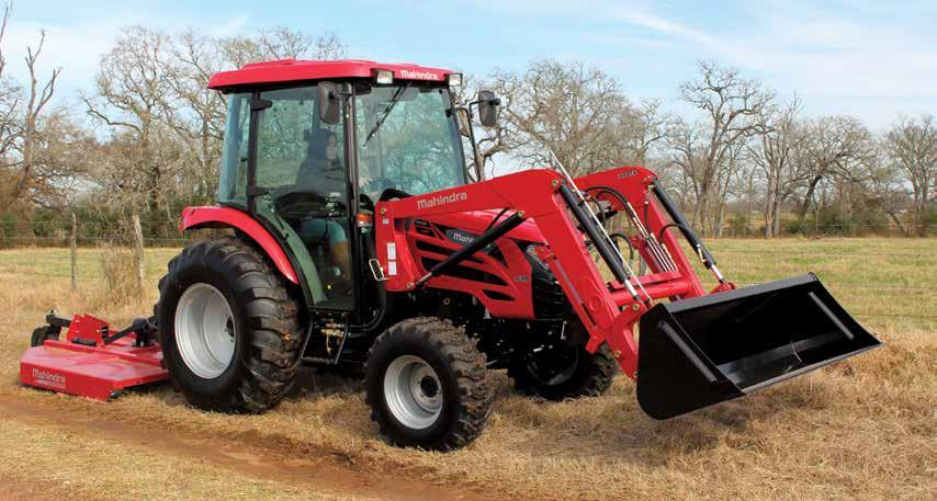 2500 SERIES #1 Selling Tractor in the World 5-year Powertrain Warranty 97% Customer