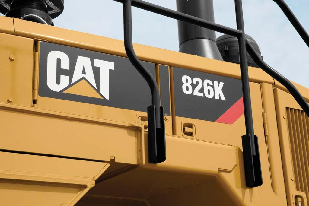 Operating Costs Save time and money by working smart. Data from customer machines show Cat landfill compactors are among the most fuel efficient machines in the industry.