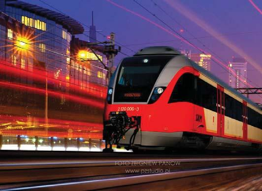 Public Transport Development Integration of the public transport system on the agglomeration level Improvement of transport connections between the city and Warsaw Chopin Airport Modernisation and