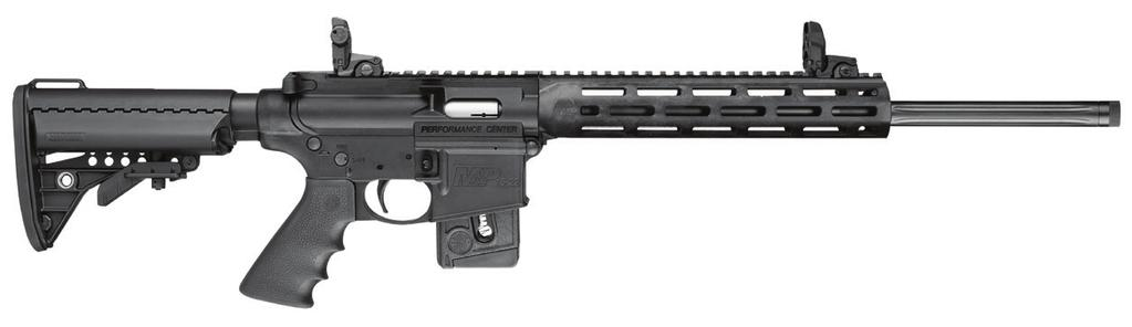 PERFORMANCE CENTER RIFLES AVAILABLE FEATURES /smithwessoncorp 5.56mm NATO/ 223 REM 6.