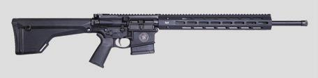 recreational applications, Performance Center M&P rifles are lightweight and rugged