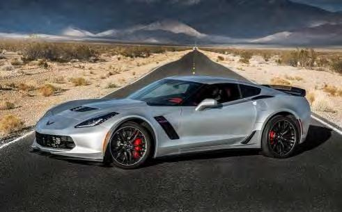 2015 Chevy Corvette Z06 Road Test Quick Summary Wicked power. Endless grip. Fantastic brakes. Functional aerodynamics.