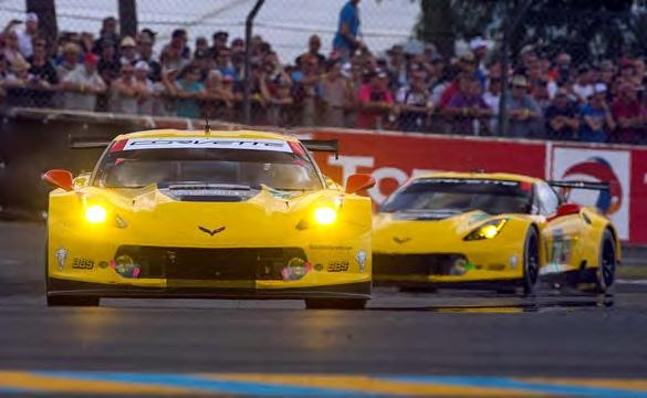 Corvette Racing Receives Invitation for the 2015 24 Hours of Le Mans While Corvette Racing has been planning on running the 83rd annual 24 Hours of Le Mans as part of its 2015 campaign, the race