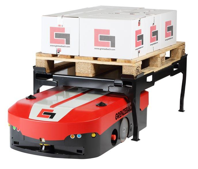 Functional principles The system allows the wireless charging of mobile units such as: Automated guided vehicles (AGVs) Shuttles in warehouse systems Amusement rides Mobile service robots The