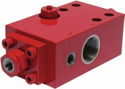 Further information: 300-P-9050088 Proven technology - compact design - economical alternative CINDY-MP Load Control Valve Based on the tried-and-tested CINDY technology No dynamic seals Two-stage