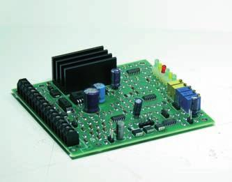 Further information: on request Always the Right Solution Amplifier And Control PCB s For controlling on-off and proportional solenoids With ramp function Command variables also as frequencies