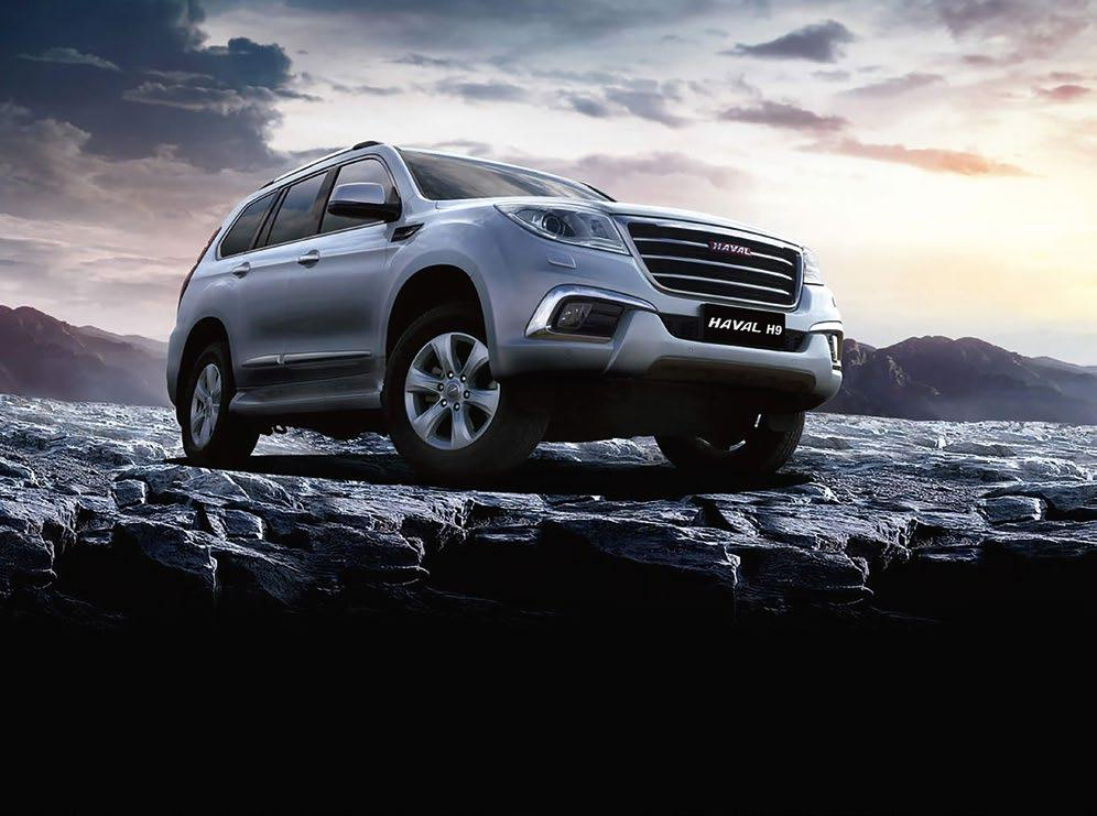 Customer project Great Wall first Great Wall is a fast growing auto manufacturer and the largest producer of SUVs in China.