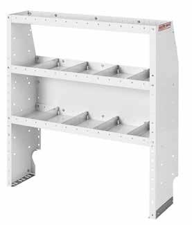 "Mount doors and accessories at floor level Shelf Units: Ships complete in one carton MODEL HEIGHT WIDTH DEPTH SHELVES DIVIDERS WEIGHT D new! --0 "" "" ½"" lbs. --0 "" "" ½"" lbs. --0 "" "" ½"" lbs. --0 "" 0"" ½"" 0 lbs."
