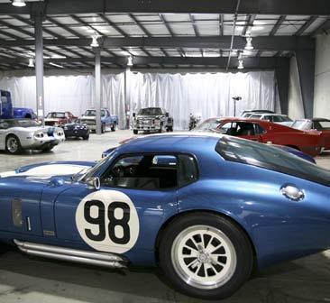 dangerous world of racing in the 1950s and learn how Shelby s early