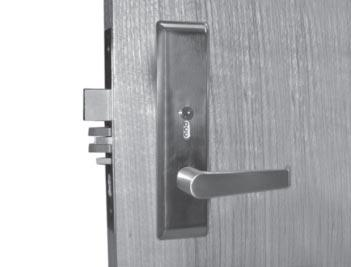 It can be ordered separately as a retrofit kit for sectional trim by specifying model number IND-K and required finish and for escutcheon trim by specifying 87 x 261 x