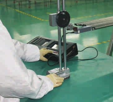 Cleaning & Packaging Process Pressurized room Class 10,000 clean room Degreasing DI water rinsing Borescope inspection