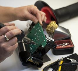 REPAIR SPECIALS Repair Specials Repairs on component level Unknown brands or non-branded electronics 1.