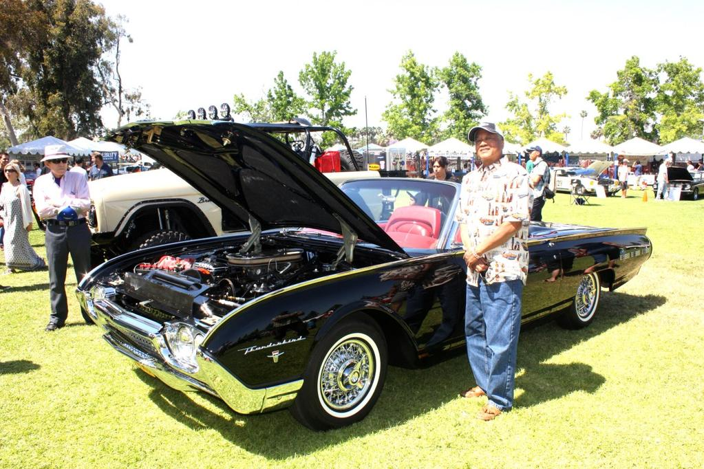 host an elite collection of only the finest examples of automotive excellence for both Hot Rods & Customs as well as Concour d