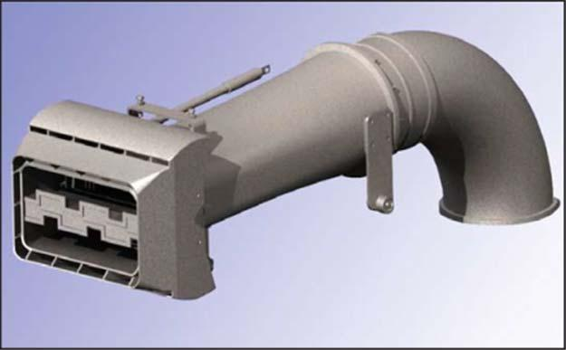 Firing Systems- Conventional Coal Nozzle
