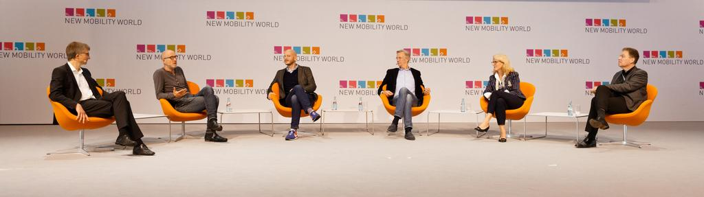 NMWL FORUM: The Knowledge Platform The Main Stage and Speakers Corner allow you to get your message across to the world s leading managers and influencers in the mobility, transportation and