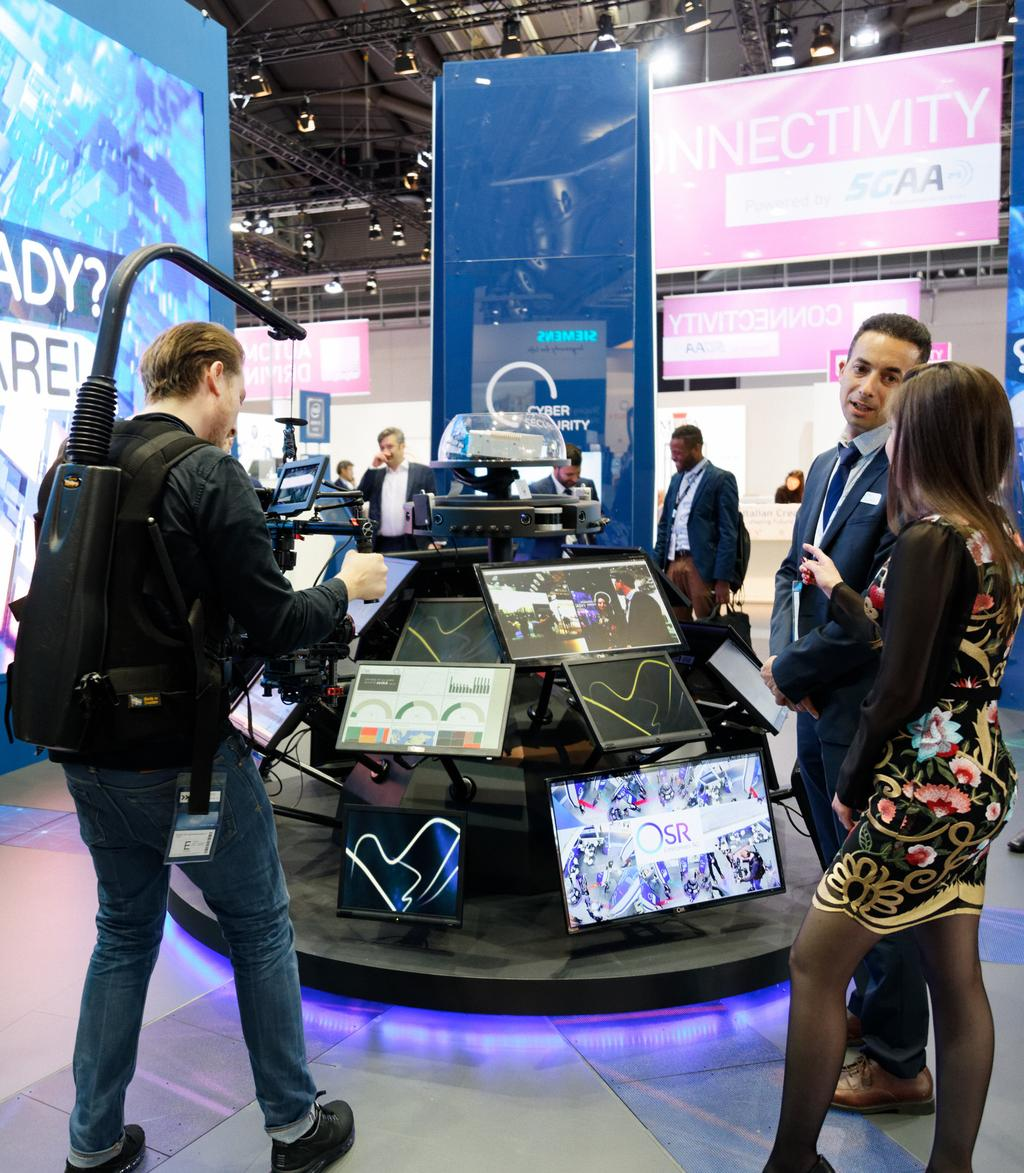 NMW Past Exhibitors We are happy that the New Mobility World really covered all of the relevant topics on the future of mobility.