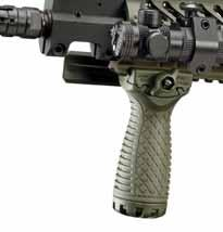 folded) 598 mm 560 mm Barrel length