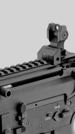 Gilboa APR (Assault Pistol Rifle) The APR Assault