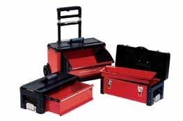 GRAB & GO TOOL CART Our new, modular -piece rolling
