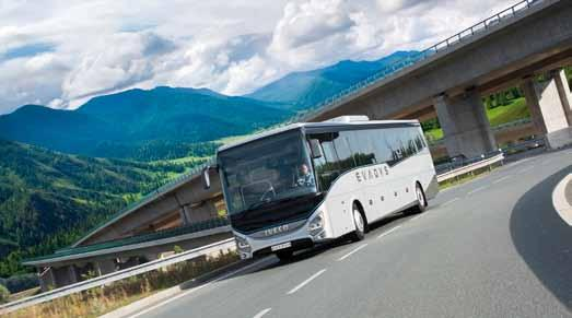 PROTECT THE ENVIRONMENT Since more and more customers realise that a better environment means a better livelihood, IVECO BUS Reman is an example of how CNH Industrial Parts & Service adapts to meet