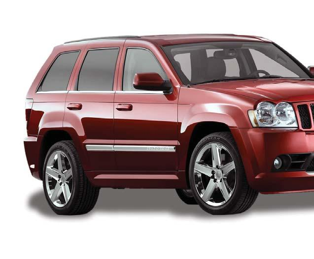 Installation Instructions for: 2006-10 JEEP CHEROKEE 6.