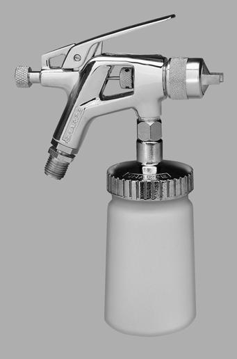 Instructions/Parts D-5-55 Siphon Feed Detail Spray Gun FOR PRODUCT INFORMATION CALL: 1-800-742-7731 309991D Important Safety Instructions Read all warnings and instructions in this manual.