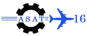 16 th International Conference on AEROSPACE SCIENCES & AVIATION TECHNOLOGY, ASAT - 16 May 26-28, 2015, E-Mail: asat@mtc.edu.