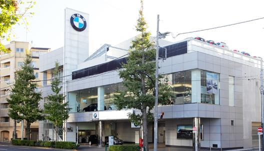 Imported Car Dealer Business Increase in BMW Official Dealer Shops Ogikubo BMW (Suginami-ku, Tokyo) The business was transferred to