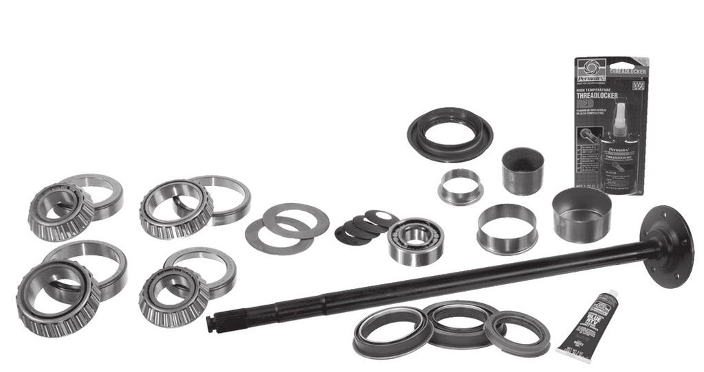 Timken TRK3283 Differential Bearing and Seal Kit