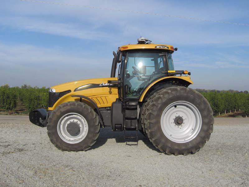 GPS Steering System Installation Manual Supported Vehicles Challenger Massey Ferguson AGCO MT-645C, MT-645D MF-8650 DT-205B MT-655C, MT-655D MF-8660 DT-225B MT-665C,