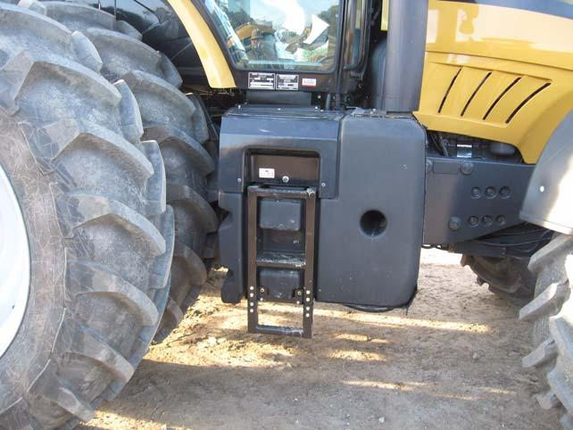 Battery Power Connection Battery Power Connection 1. Locate the vehicle battery. See Figure 4-13. 2.