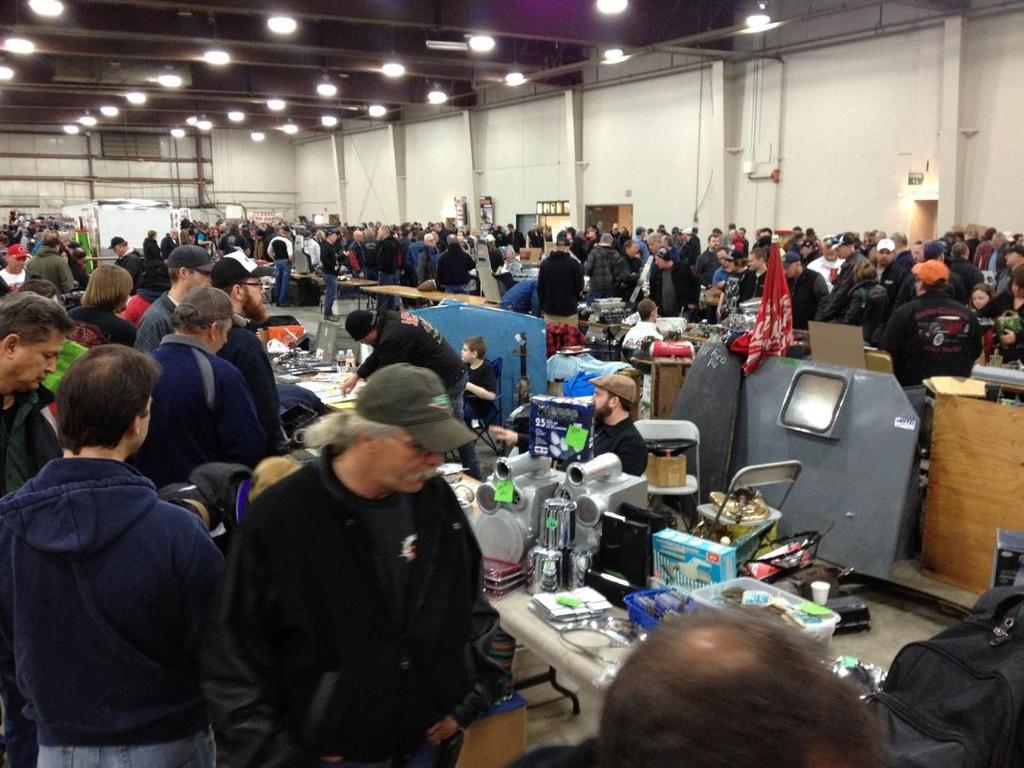 The first annual Edmonton and area Charity Swap meet is April 15th over at the Millennium Place in Sherwood Park. 8am till 4pm, brought to you by the 567 club.