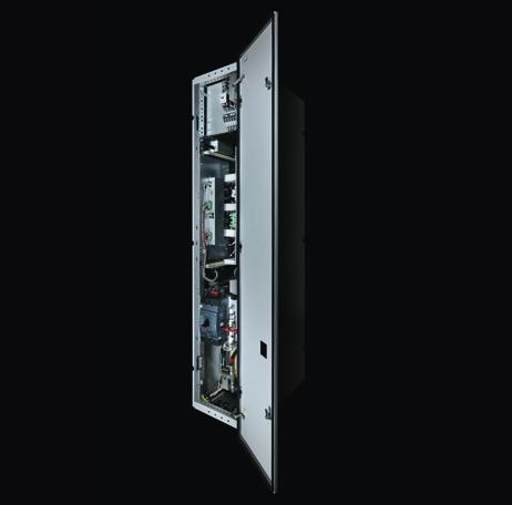 levels of reliability and economy in day-to-day operation. Description LeitDrive is based on a modular concept and, by interconnecting 250-kW basic units, can reach virtually any level of power.
