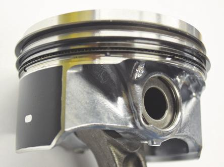 LSPI is the result of premature ignition of the main fuel charge, resulting in abnormal combustion and high cylinder pressures which in rare cases are sufficient enough to cause