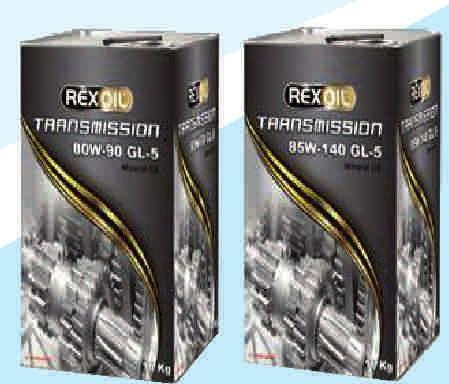 GL-4 Rexoil Transmission GL-1 Automitive Gear Oils It protects bronze alloys from corrosion Its ability to form a film is