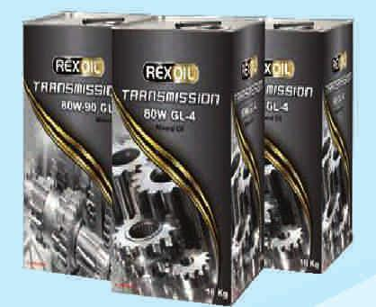 thick film resistant to heavy loads and impacts It resists excessive pressure and oxidation API GL-5, (eqv.