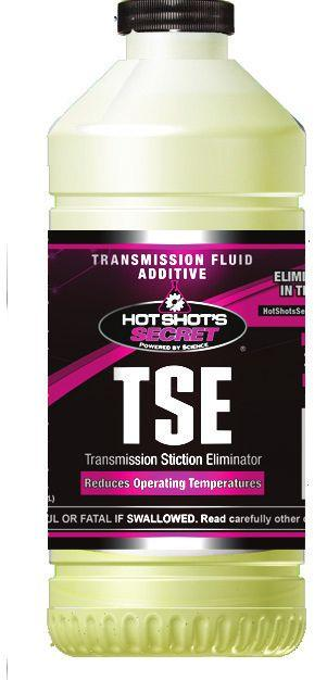 The ONLY additive that removes stiction in transmissions Tse (Transmission stiction eliminator) Gas or Diesel Transmission Additive Reduces coeffcient of friction Eliminates