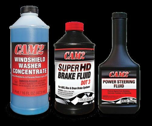 CAM2 Synthetic CVT Fluid Transmission