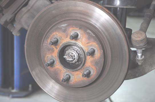 39. Install the supplied lift spindle using the factory ball