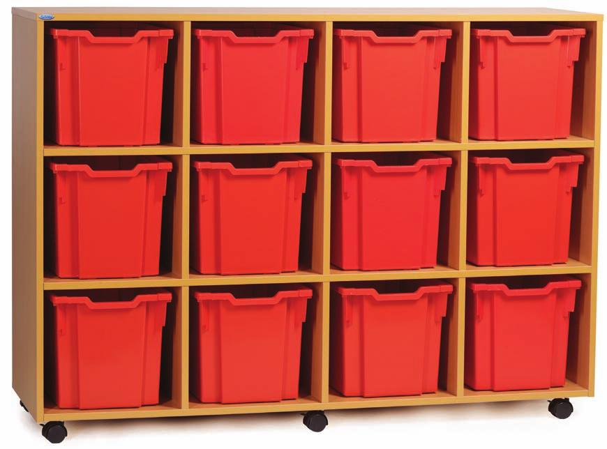 Choose from mobile or static 13 Jumbo tray storage units range All units complete with trays TC