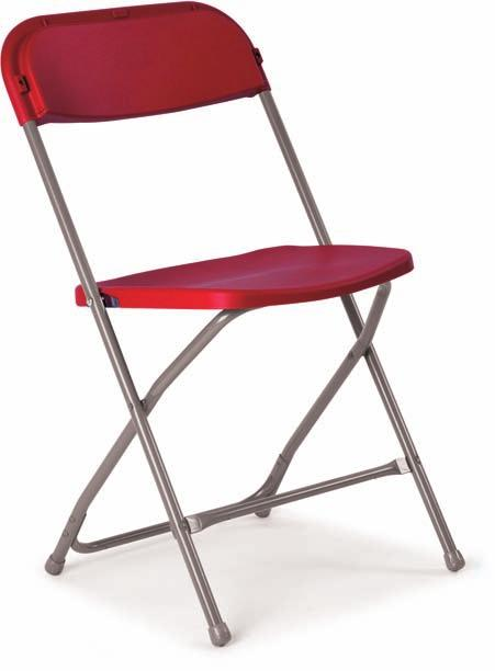 Back & Flat Back Folding Chairs These tough, lightweight and ultra-practical folding chairs are the ideal choice for