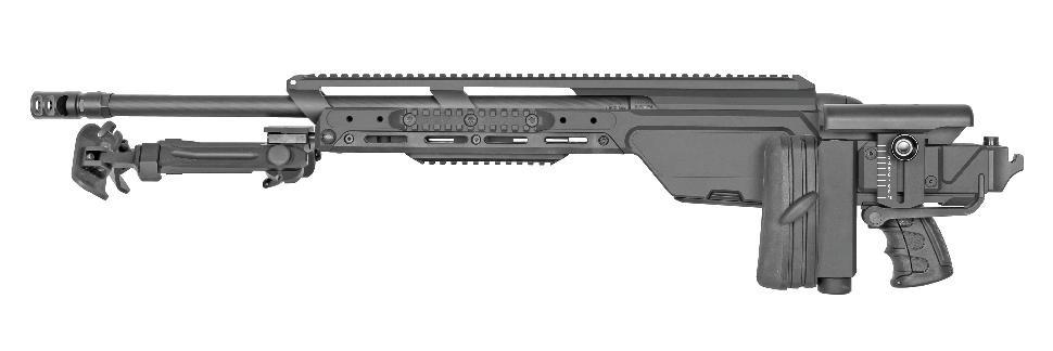 STEYR SSG 08-A1 DUST COVER COLD HAMMER FORGED HEAVY-DUTY FLUTED BOLT EXTENDED