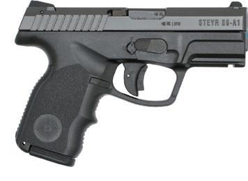 With a fully supported chamber, trigger safety, drop safety and lock out key, the A1