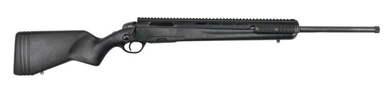 Steyr Pro THB is an entry-level precision rifle built with Steyr s renowned SBS* action and a cold hammer forged barrel.