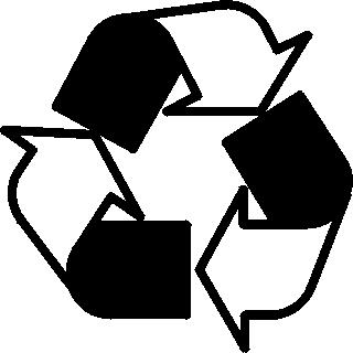 PACKING MATERIAL RECYCLING GE, in compliance with environment protection, uses only environmentally friendly material.