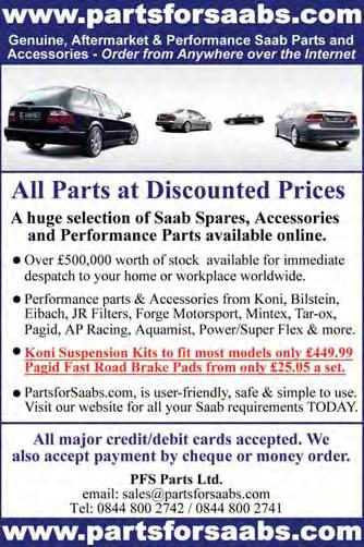 Valley Automotive (Formerly Valley Saab) 01737 553464 / 01737 372780 38 Ormside Way, Redhill, Surrey RH1 2LW (Holmethorpe Industrial Estate) 40 years as a main dealer now operating as a Saab