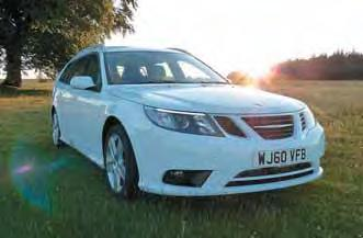 ) Alex writes; It is now time for me to register my 9-3 SportWagon that I bought last Christmas.
