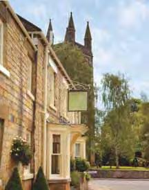 PRODUCTOFFER Hideaway at the FEVERSHAM ARMS HOTEL AND VERBENA SPA A small luxury hotel of the world, nestled on the edge of the North York Moors in the beautiful town of Helmsley.